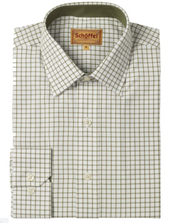 Cambridge Shirt (Olive)
