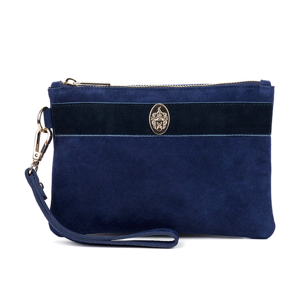 Chelsworth Clutch Bag (Navy)
