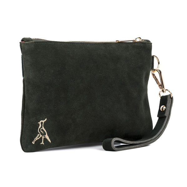 Chelsworth Clutch Bag (Olive)