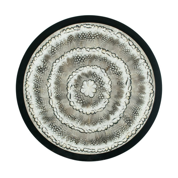 White Feather Centre Placemat