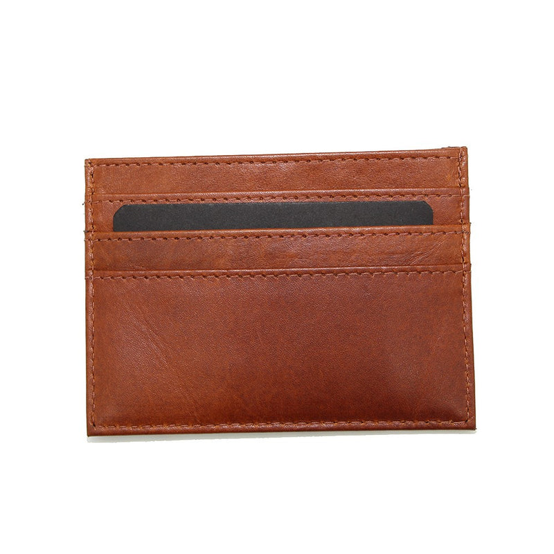 Card Holder (Cognac)