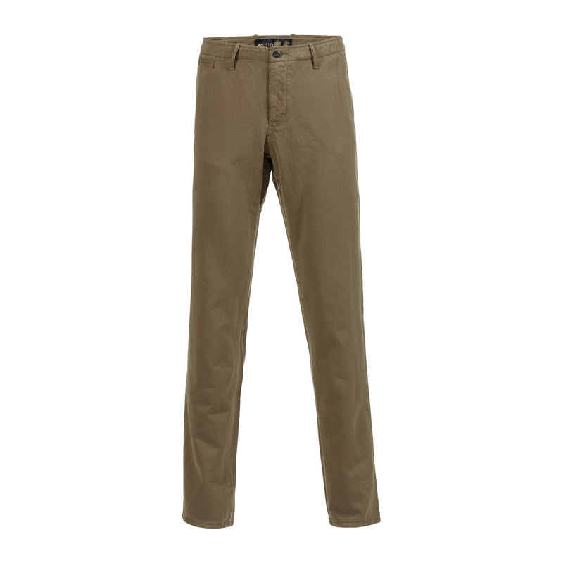 Erling Slim Fit Chino (Covert Green)