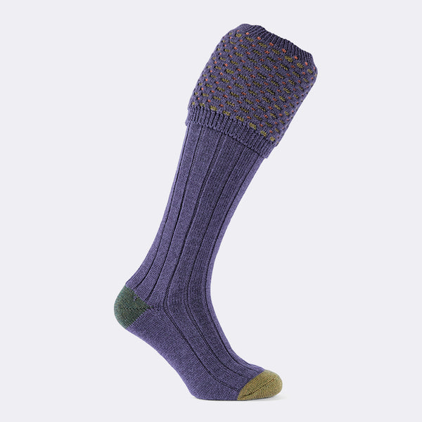Ambassador Shooting Sock (Wild Heather)