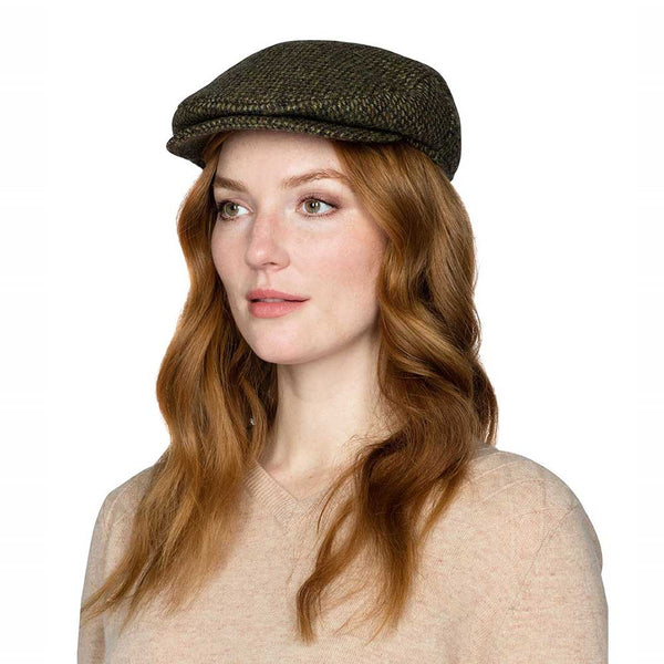 Dubarry Holly Heath Tweed Cap