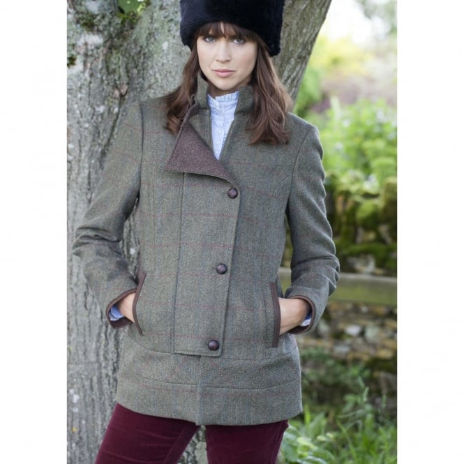 Dubarry Willow Jacket (Moss)