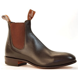Durack Leather Boot (Chestnut)