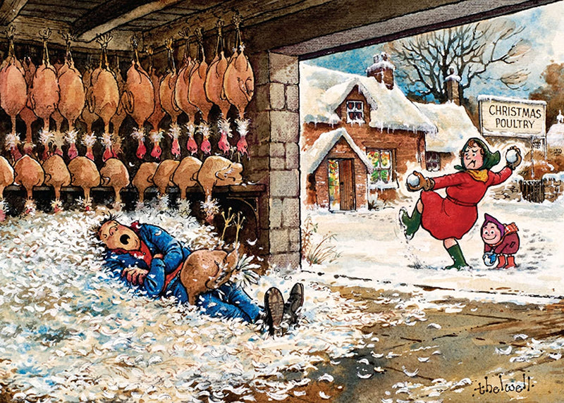 Thelwell Cards