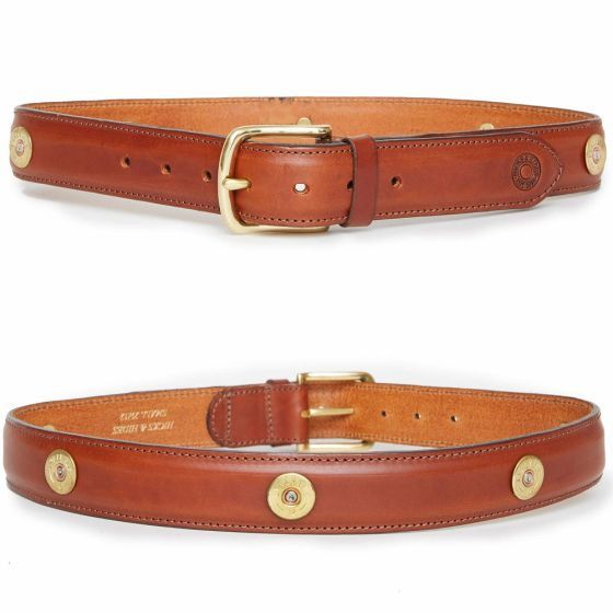 Broadway Field Belt (Cognac)
