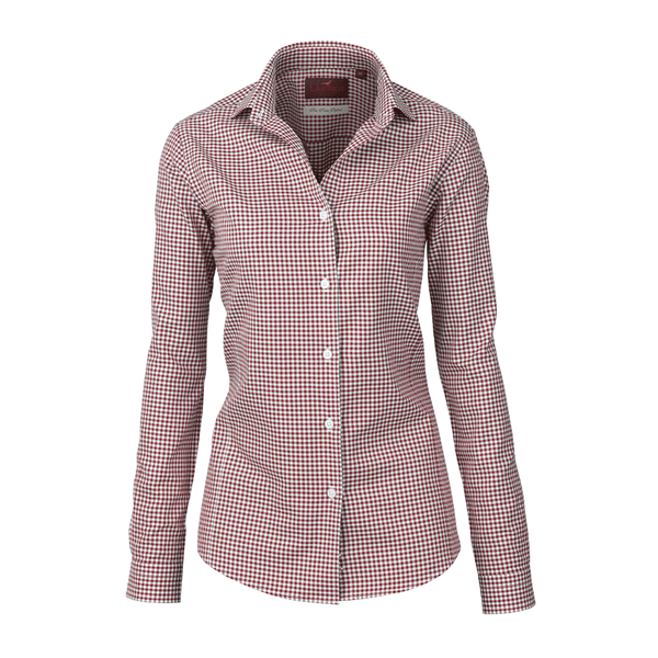 Ann Pinpoint Oxford Shirt