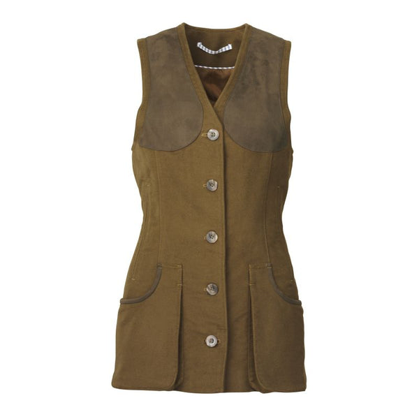 Lady Broadland Shooting Vest (Bronze)