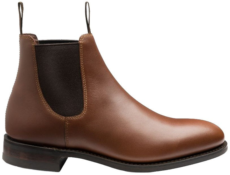 Chatterley Chelsea Boot (Brown)