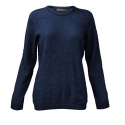 Noble Wilde Ladies Crew Neck Jumper (Maritime)