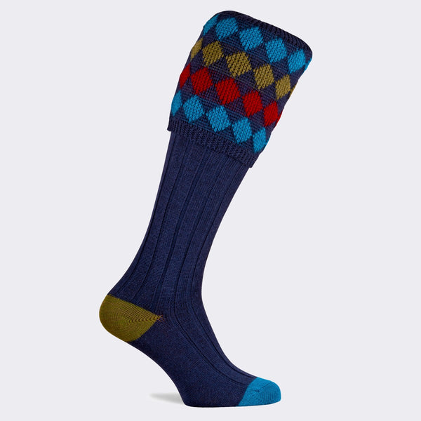 Kendal Luxe Shooting Sock