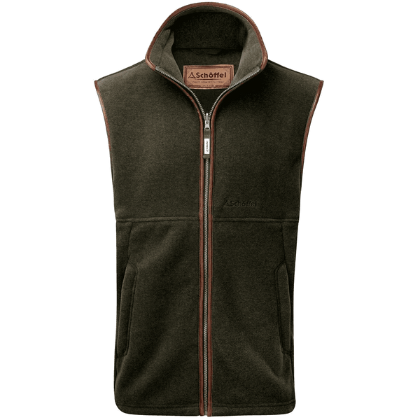 Oakham Fleece Gilet (Hunter)