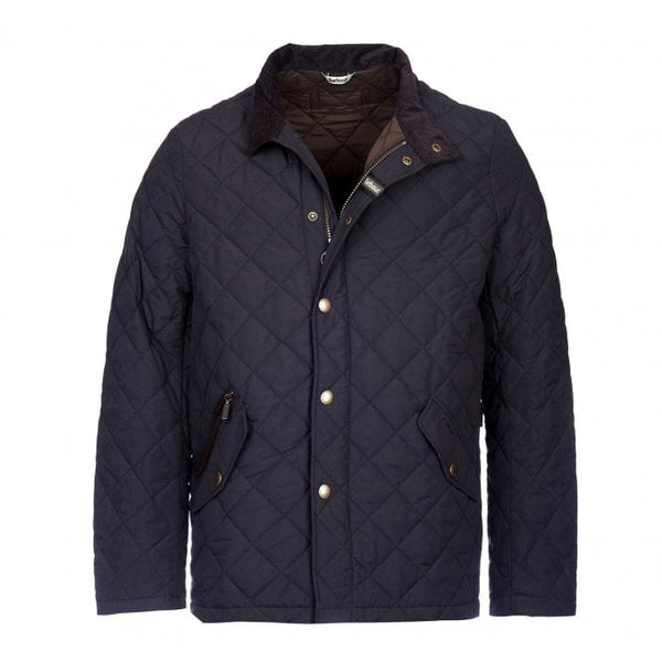 Shoveler Quilted Jacket (Navy)