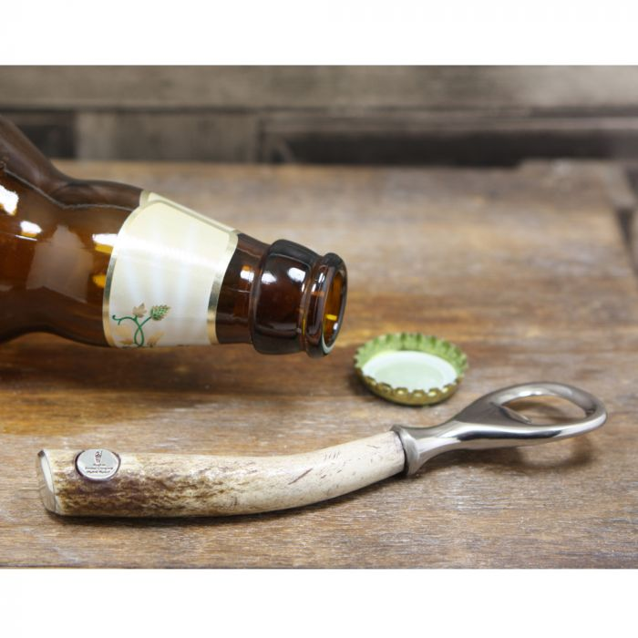 Stag Horn Bottle Opener