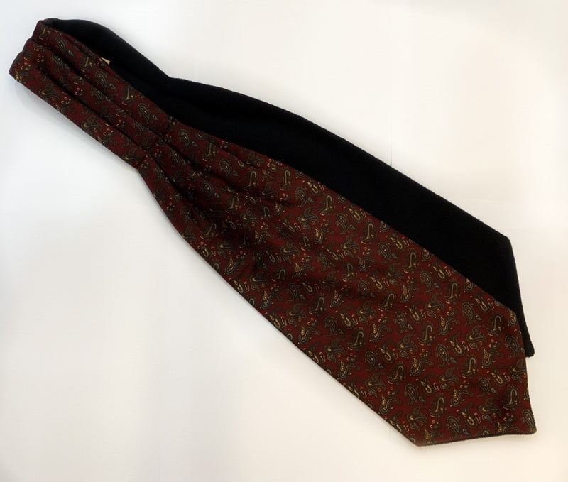 Silk/Fleece Cravat