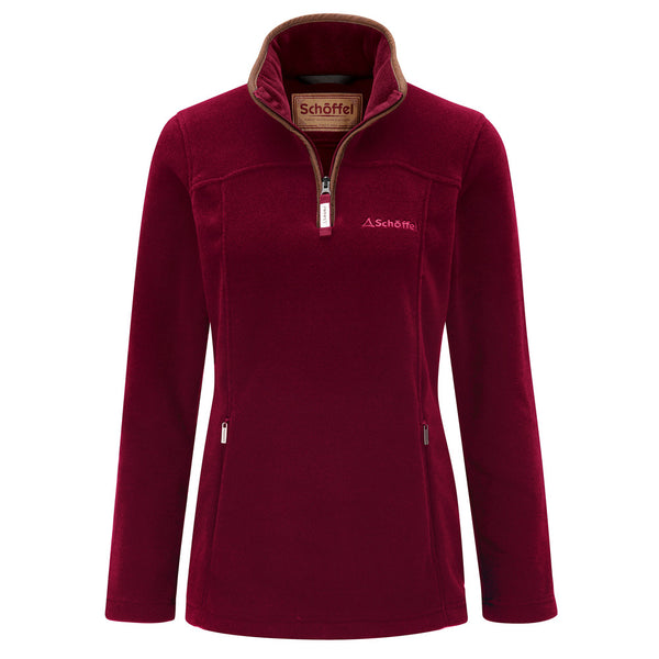 Tilton Fleece (Ruby)