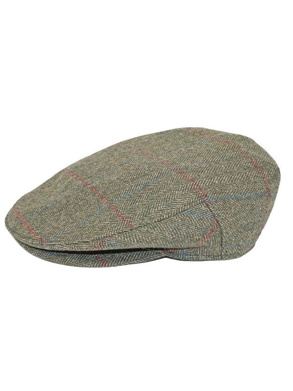 Dubarry Holly Moss Tweed Cap