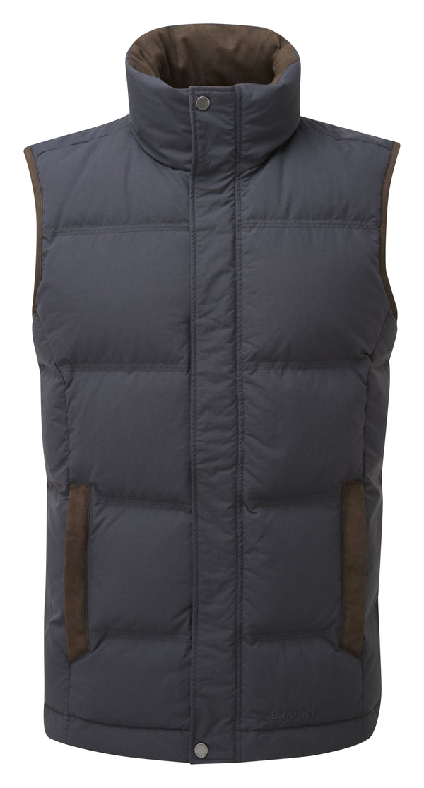 Twickenham Down Gilet (Navy)