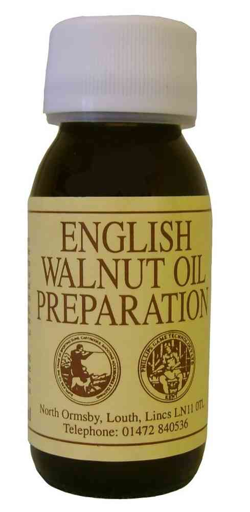 Phillips English Walnut oil Preparation