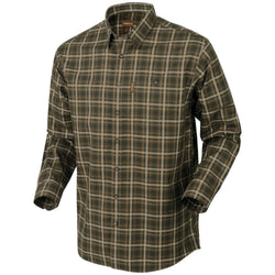 Milford Willow Green Check Shirt