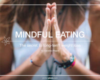 The Mindful Eating Guide Ebook {83 Pages +  18 Worksheets}