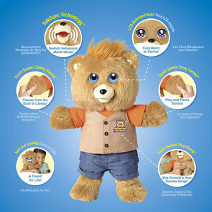 2018 Teddy Ruxpin-Fox Cools