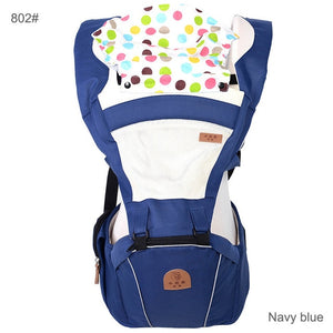 Hipseat Kangaroo Baby Carrier-Fox Cools