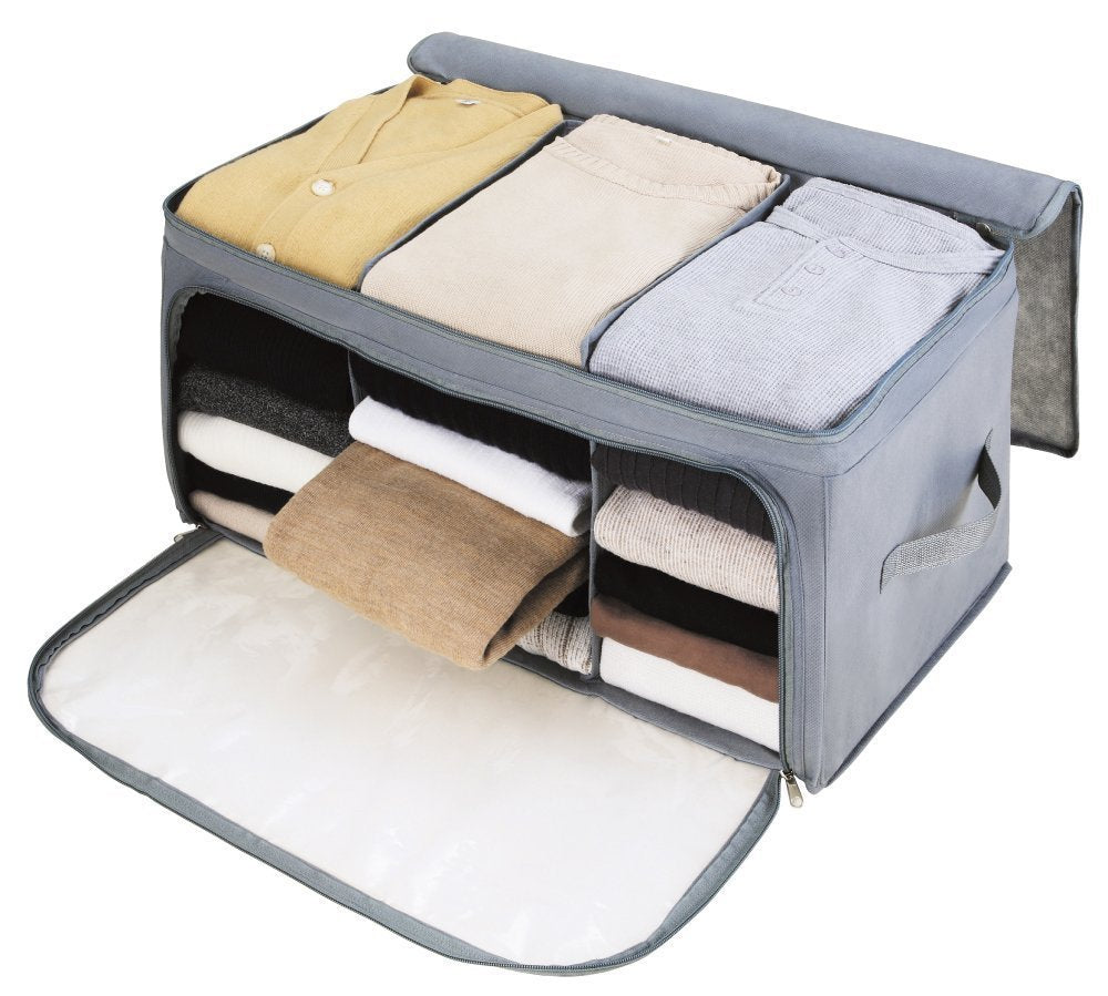 Anti-mold Baby Blanket Storage Bag-Fox Cools