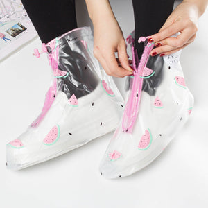 Rain Waterproof Shoes Cover-Fox Cools