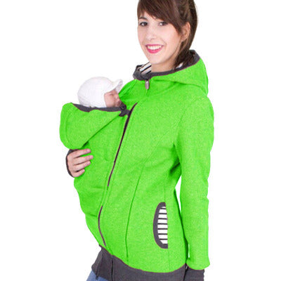Mother's Warm Kangaroo Baby Carrier-Fox Cools