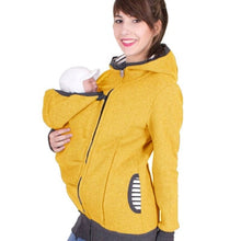 Load image into Gallery viewer, Mother's Warm Kangaroo Baby Carrier-Fox Cools