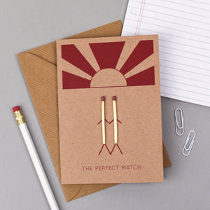 Greeting Cards - The Perfect Match