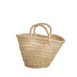 Mini Baby basket - Rope Handle