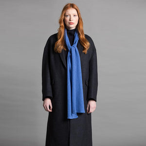 Whisper Scarf - Blue