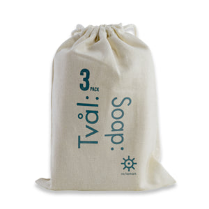 Soap 3-Pack - In Bag