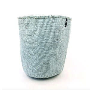 Light Blue Mifuko Basket - Large