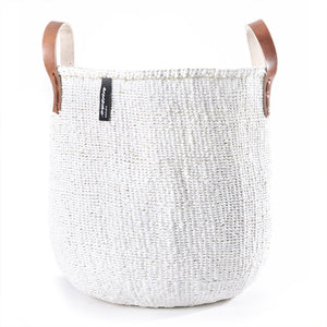 White Mifuko Tote Bag - Large