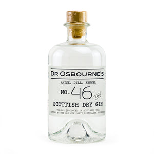 Dr Osbourne's No. 46 Scottish Dry Gin