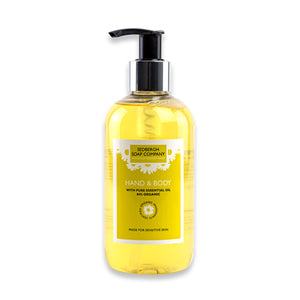 Hand & Body Liquid Soap - Lemongrass
