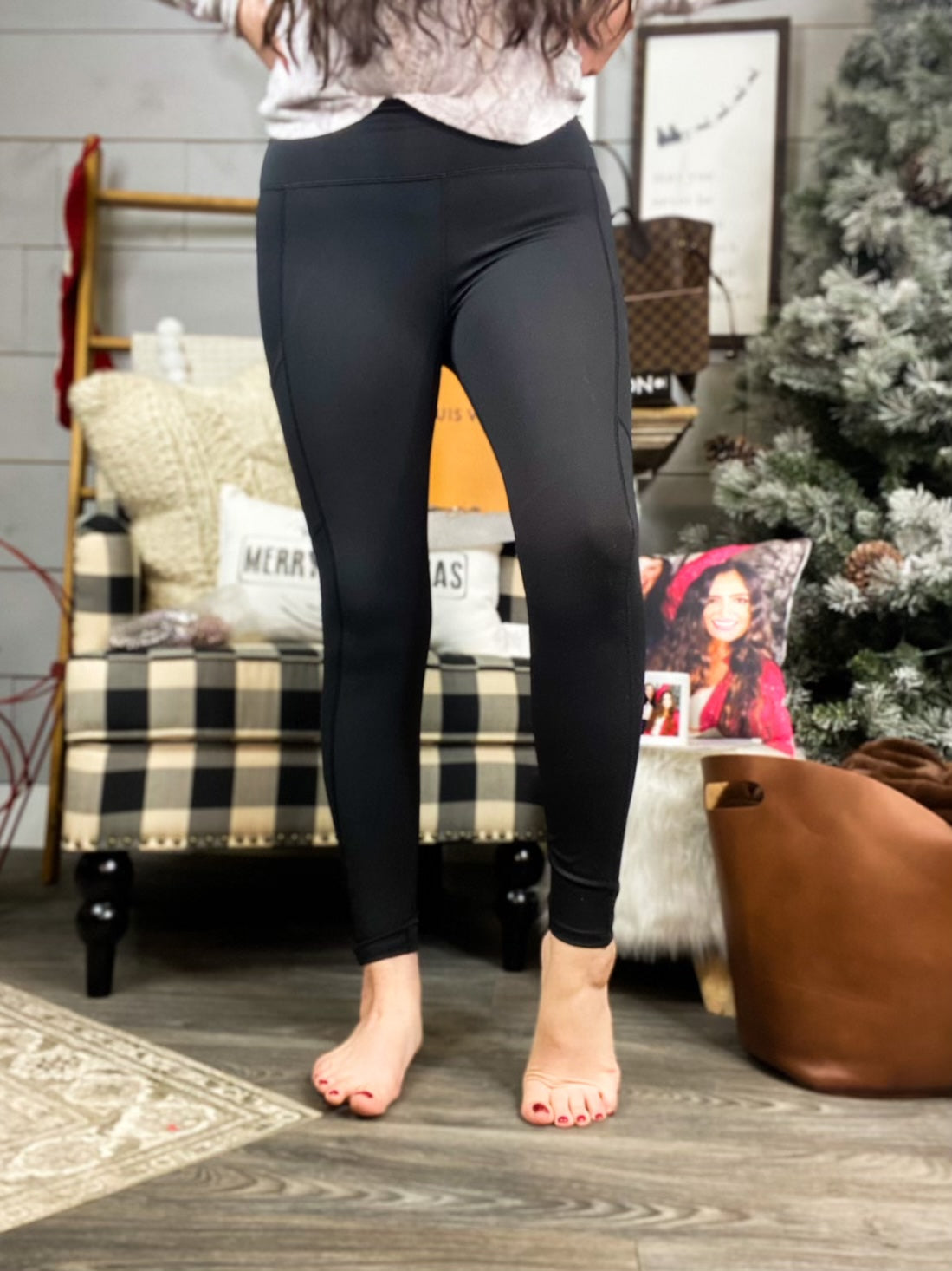 THE BEST fit performance legging