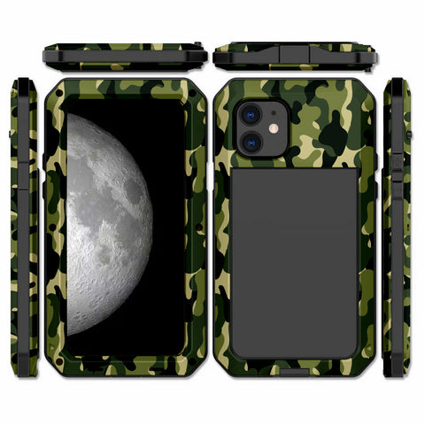 Waterproof Case Iphone 11 Camouflage