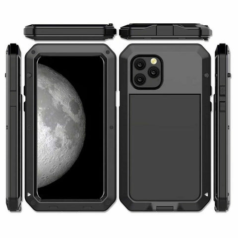 Waterproof Case Iphone 11 Pro Max Schwarz