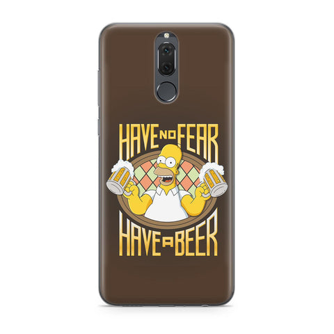 Handyhülle mit dem Design Have no fear Have a beer Huawei Mate 10 Lite Silikon jetzt kaufen bei Finoo GmbH & Co. KG