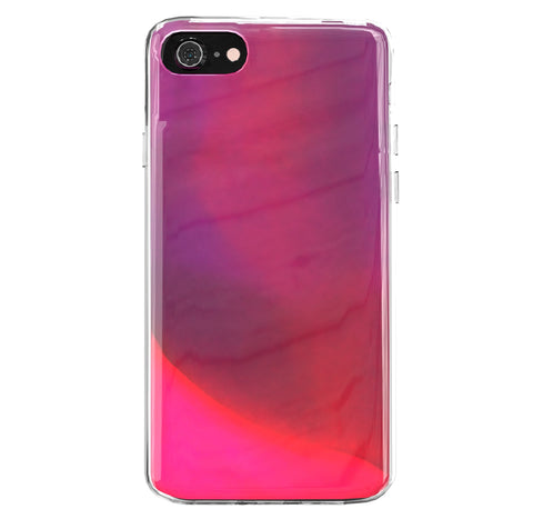 Glow in the Dark mit dem Design Glow in the Dark Iphone 6 Plus / 6S Plus  Rosa/Pink jetzt kaufen bei Finoo GmbH & Co. KG