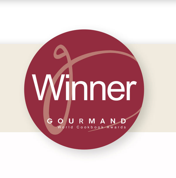 Warndu Mai won gourmand cookbook of the year