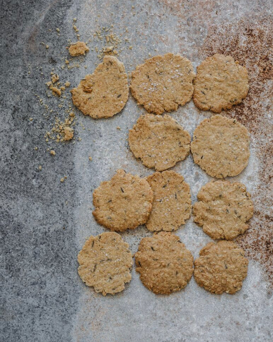 ANZAC biscuits (our way)