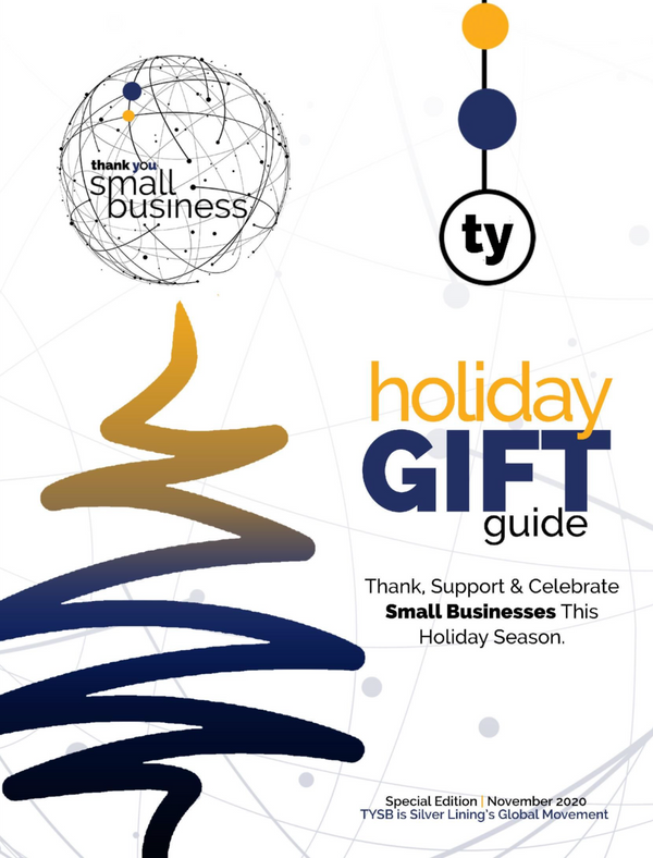 Thank you - Small Business Holiday Gift Guide