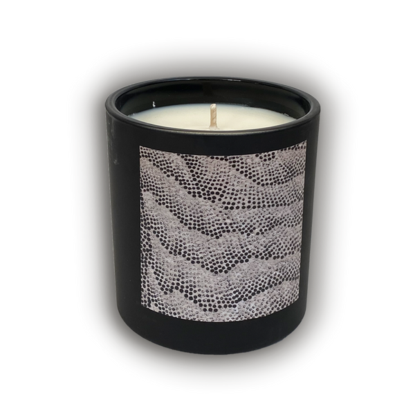 Warndu Australian Native, Warndu (Night 'Wilytya') Candle ©Warndu